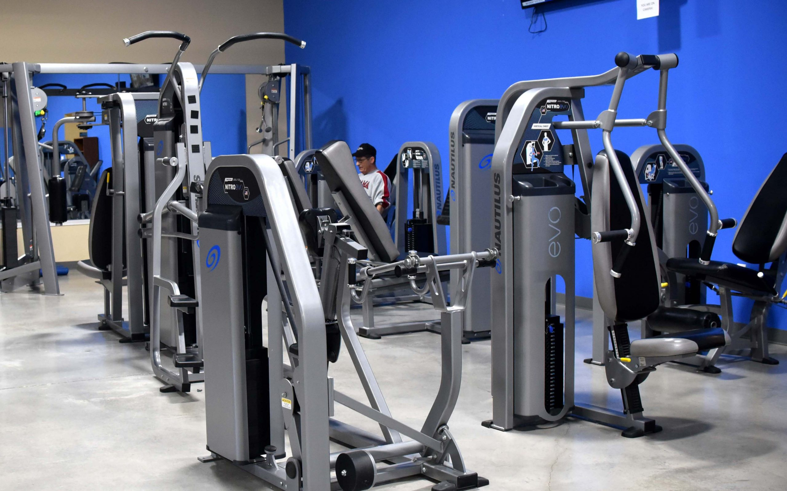 American Health And Fitness Your Hometown Health Club